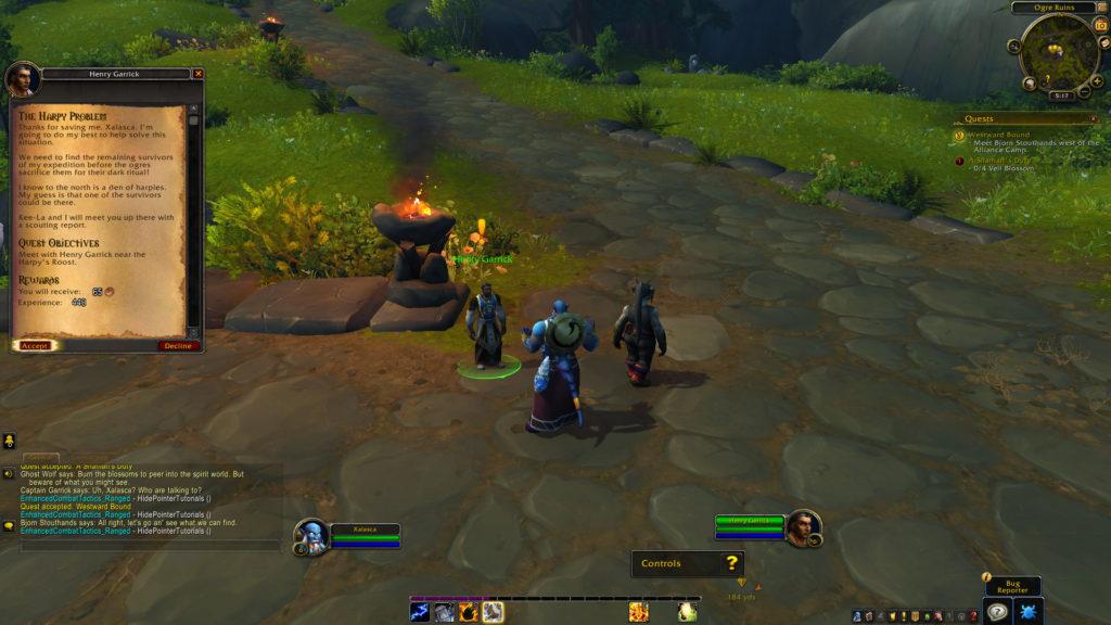world of warcraft wow exiles exile's reach new zona nova zona area inicial starting area horde alliance ally aliança horda shadowlands gameplay expansion expansão