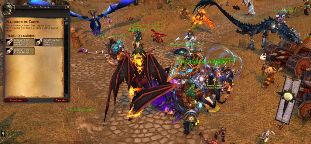 wow wopw world of warcraft shadowlands ptr beta alpha servidores de teste pre-patch