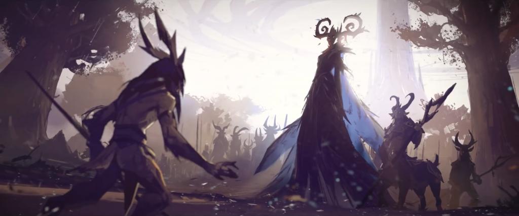 wow world of warcraft  afterlives rainha invernal queen winter