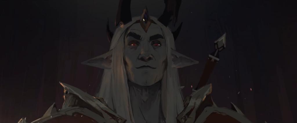wow world of warcraft Pós-Vidas afterlives sir Denathrius