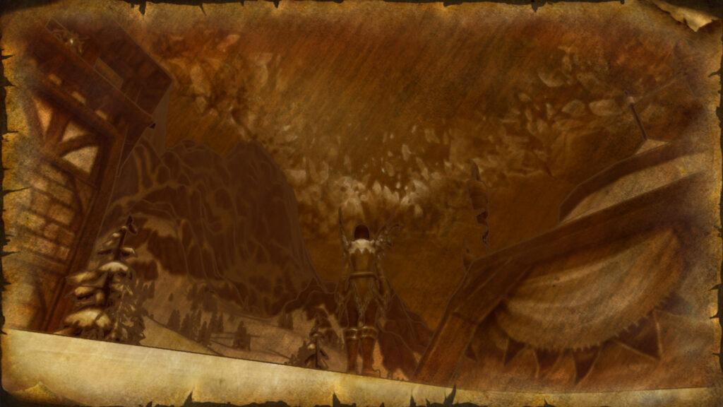 wow world of warcraft Festival do Véu de Inverno evento